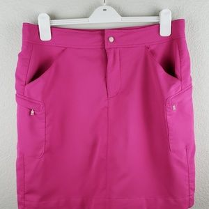 Antigua |Desert Dry Women's Golf Skort Size 12